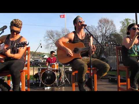One Direction Mashup - Anthem Lights (Cover)
