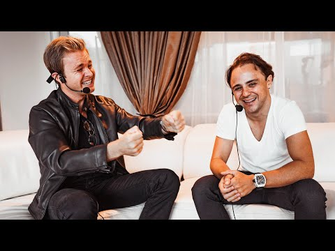 "FELIPE MASSA | ""Hamilton vs Schumacher vs Alonso"" 