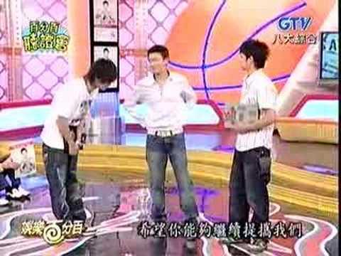 20070730-羅志祥的感言