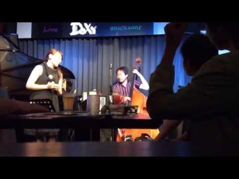 It's de lovely cover 上田和夫Drums,福田義明Bass,佐藤正道Piano,百本マイVocal