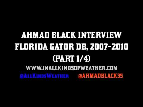 Catching Up With Gator Great Ahmad Black: Part 1