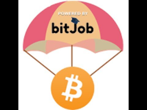 2017 Blockchain Education Network Bitcoin Airdrop sponsored by bitJob