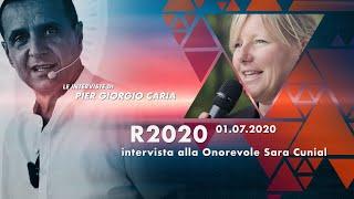 #R2020: intervista a Sara #Cunial