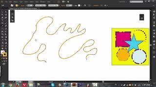 Урок 2   Основные инструменты Illustrator   Часть 3