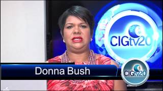 CIGTV News Update show 179, 9 September 2013