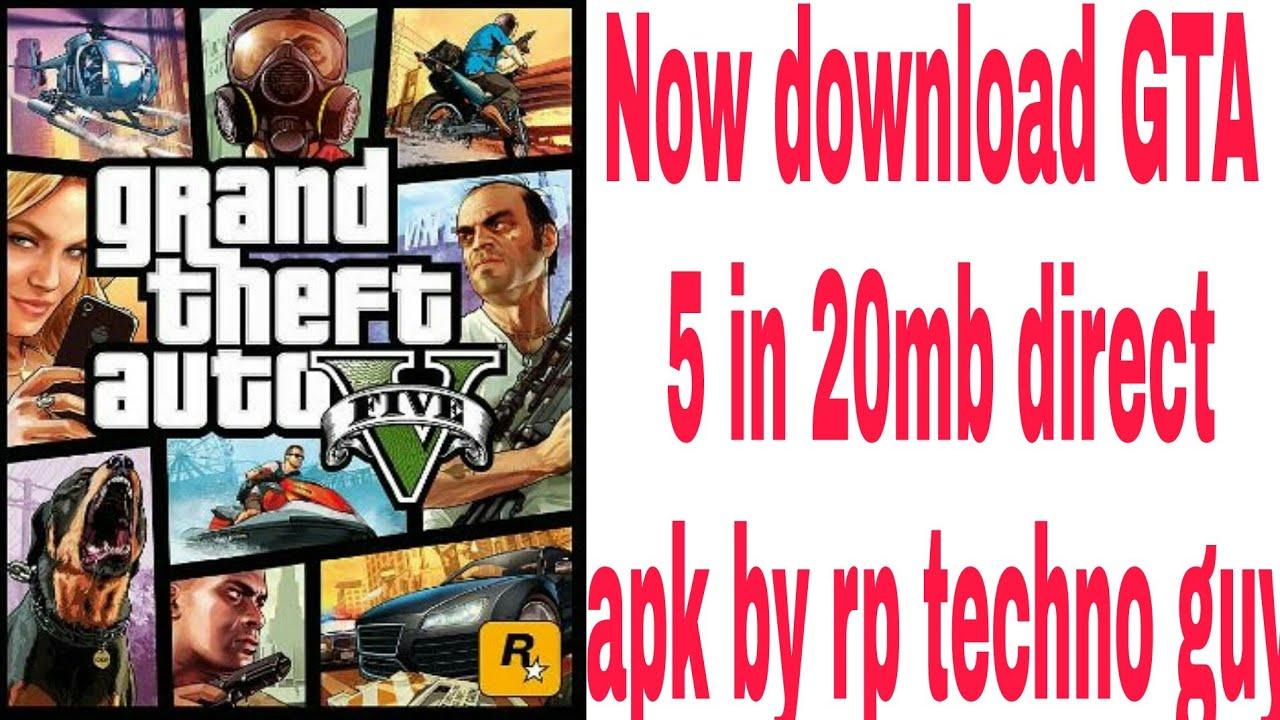gta 5 direct download apk
