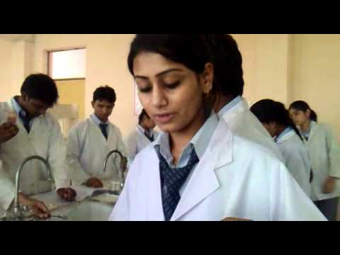 Bio Chemistry Laboratory (B.Pharm-V Sem) in SGIT-Ghaziabad by Dr.Qurratul Ain.mp4