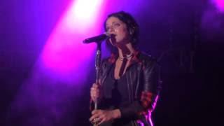 SILBERMOND - B 96 - Live @ Kronefest Linz, 19.08.2016 :: mittags.TV