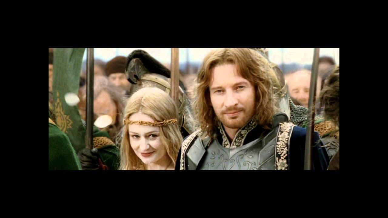 eowyn and faramir relationship questions