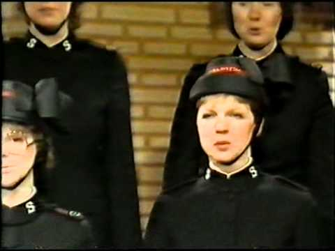 International StaffSongsters Salvation Army Leger des Heils - YouTube 1ca05c7624a