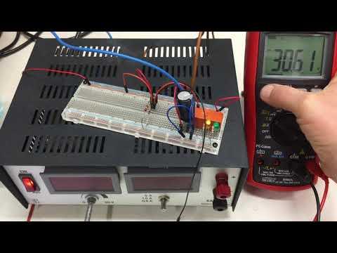 Vintage Lab Power Supply Rebuild (10) – New Transformer Tap Switch Prototype