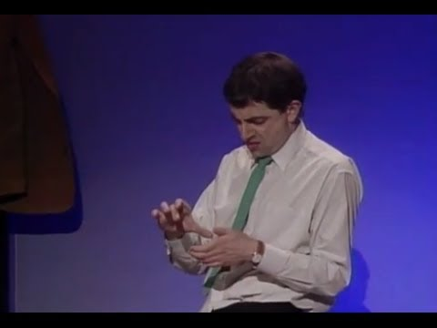Rowan Atkinson Live -  How To Date [Part 3]