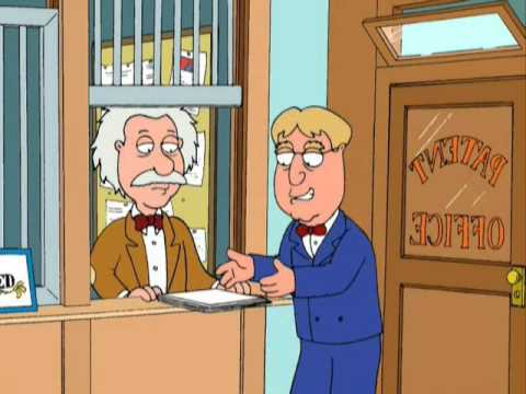Family Guy - (S2xE7) Smith's Theory of Relativity