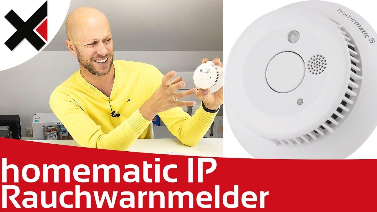 homematic ip rauchwarnmelder einrichten eindr cke idomix youtube. Black Bedroom Furniture Sets. Home Design Ideas