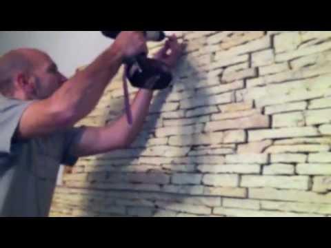 Stacked Stone Master Bedroom  YouTube