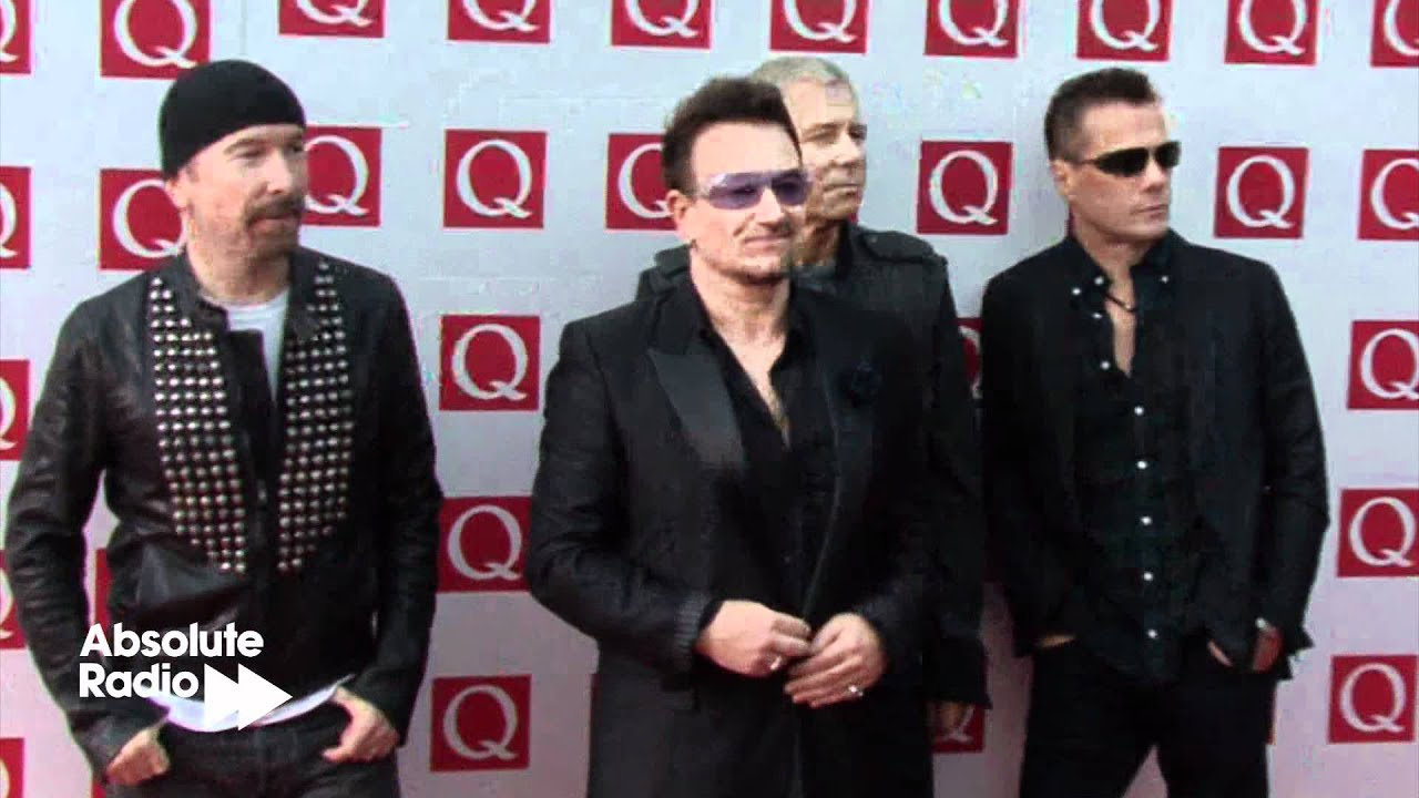 Carpet U2 U2 On The Red Carpet At The Q Awards 2011