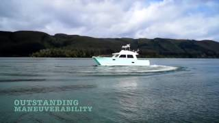 Spindrift 14m Power Catamaran