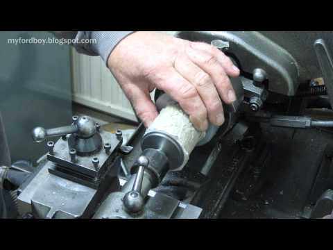 Building the Essex Hot Air Engine Part 6 Cylinder Liner