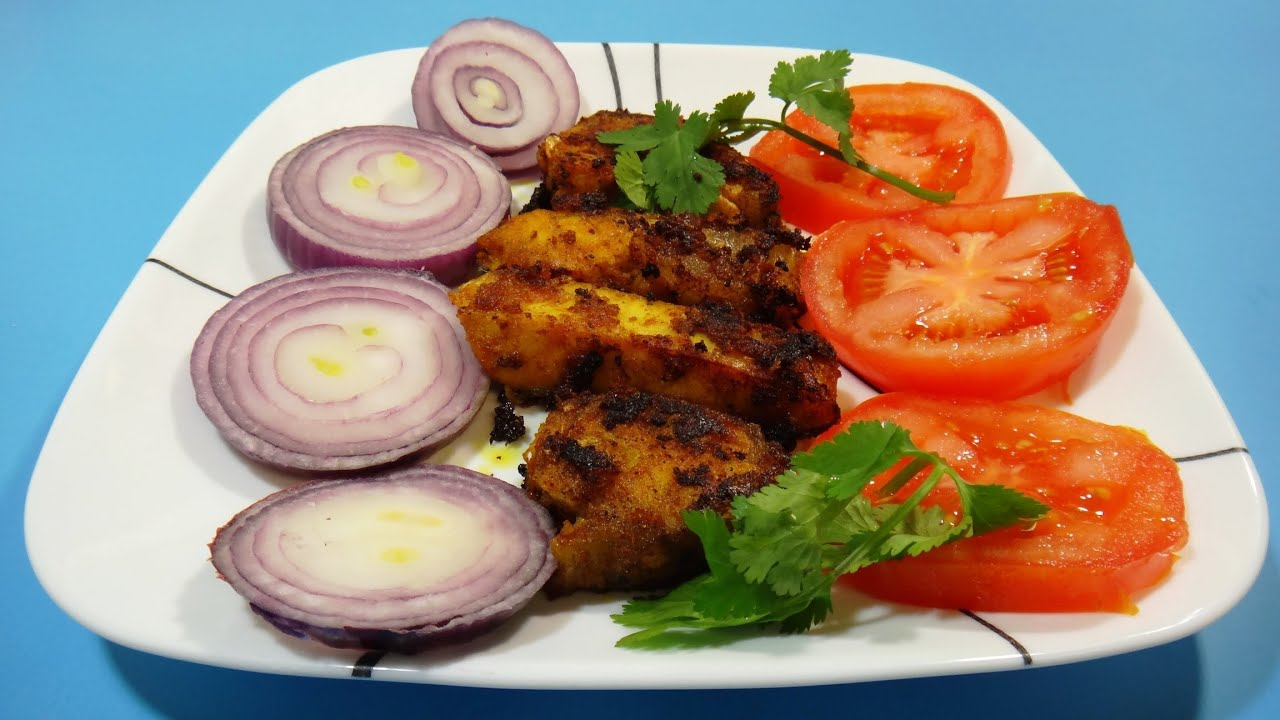 Fish fry indian style youtube for Fish fry images