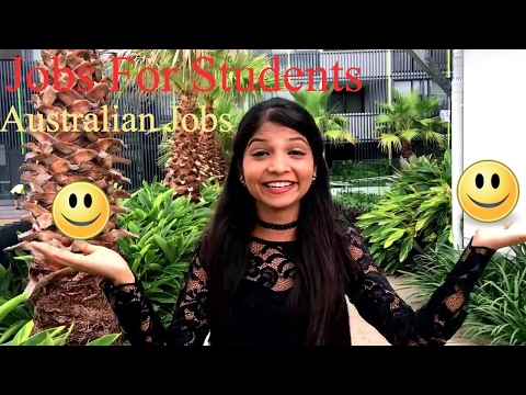 JOBS FOR INTERNATIONAL STUDENTS IN AUSTRALIA | BEING APPY