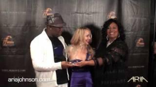 Aria Johnson - World Music Awards Acceptance