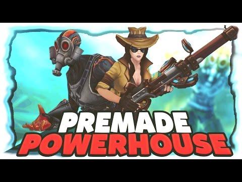 C9 Sneaky | PREMADE POWERHOUSE