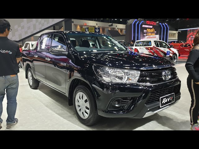 ???????Toyota Hilux Revo Double Cab 2.4j Plus AT 2018 4K Video