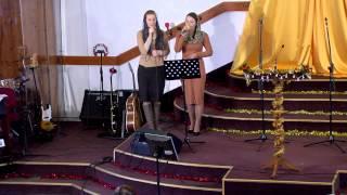 Tik Kristuje mano viltis - Natasha ir Paulina - 2013.12.29