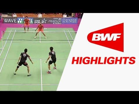 Syed Modi Intl Badminton Championships 2016 | F – Highlights