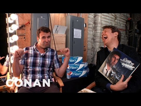 After-Hours Stand-Up: Pete Holmes Interviews Matt Braunger  - CONAN on TBS