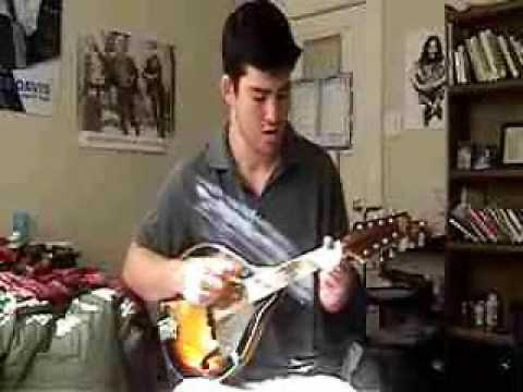 Rise Eddie Vedder Cover from Into The Wild Mandolin Mike Hendley ...