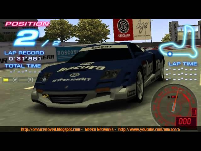 Ridge Racer 2 PSP - Duels Special Class 2