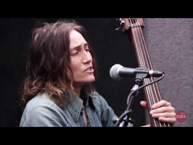 """The Carper Family """"Old Fashioned Gal"""" Live at KDHX 5/7/13"""