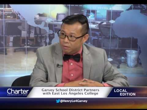 Charter Local Edition with Garvey School District Trustee Henry Lo