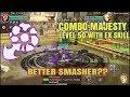 Combo Majesty Lvl 50 on Arena Ladder | Dragon Nest M SEA