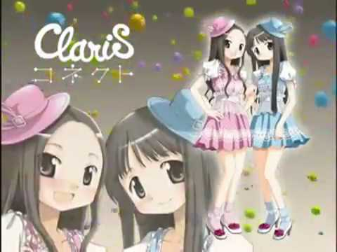 PV ClariS クラリス  Connect コネクト