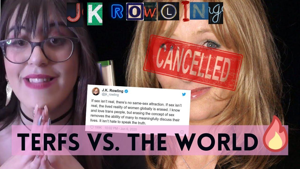 El FEMINlSMO CANCELÓ a la autora de Harry Potter | ¿QUIÉN TIENE RAZÓN?