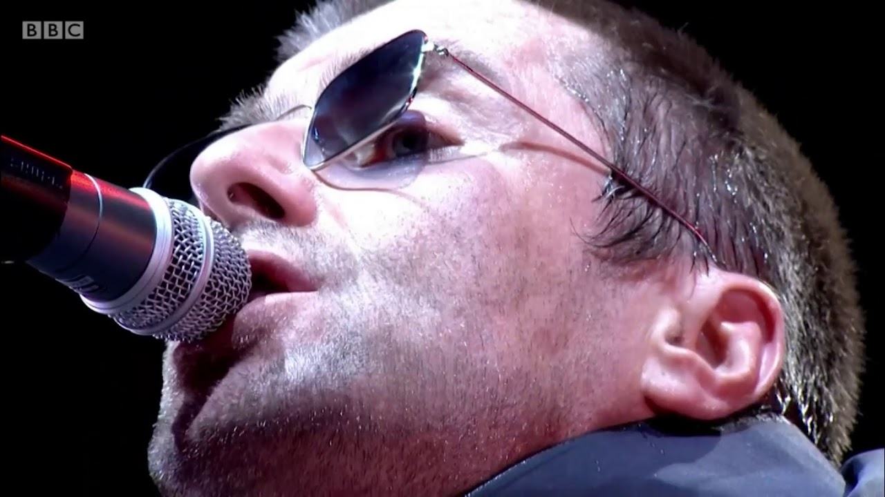 6251b78835bd Liam Gallagher Reading Festival 2017 - D'you know what I mean? - YouTube