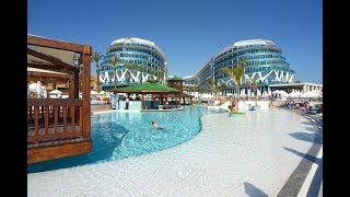 Vikingen Infinity Resort & SPA - Alanya