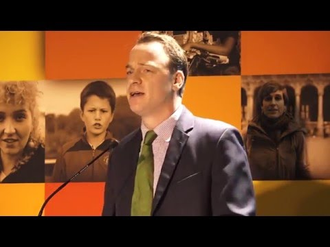Moderator James Astill, from The Economist introducing the ThinkForest COP21 event in Paris on 1 December 2015. Climate policy targets - How can European ... Author : EuropeanForest