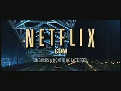Netflix DVD Vintage Commercial: Mobsters