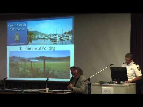 Police Amalgamation - A Public Forum