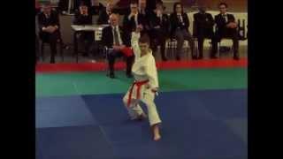 Marc Plamont Championnat de France karaté kata 2014, Milon Cup et IR2 2014 - shotokan : V27 Marc