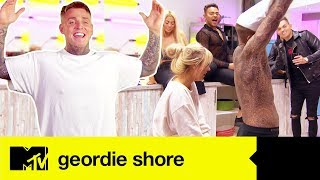 EP #3 CATCH UP: Beau Grafts Bethan With A Sexy Striptease | Geordie Shore 19