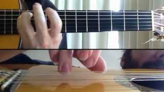 3-Finger Picado - from La Barrosa by Paco de Lucia
