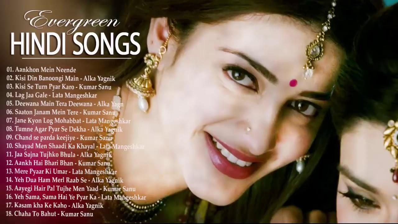Hindi Sad Songs 90's Evergreen   कुमार सानू अलका याग्निक उदित नारायण रोमांटिक हिंदी 2020   भारतीय