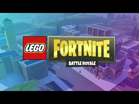 LEGO Fortnite Battle Royale - Gameplay Trailer