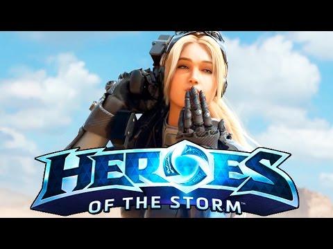 видео: heroes of the storm - НОВАЯ АМБИЦИОЗНАЯ МОБА - УБИЙЦА ДОТЫ? (Обзор)