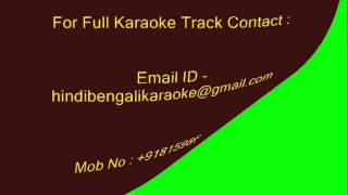 Keno Tumi Amake Je Eto Bhalobaso - Karaoke - Kumar Sanu
