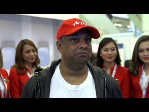 Interview with Tony Fernandes of Air Asia